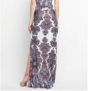 0aaa75c6b77 Abbeline Dresses - NWOT Abbeline Keyhole Maxi Dress